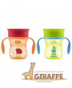 Chicco: Поильник Perfect Cup 12м+ Neutral, 1шт